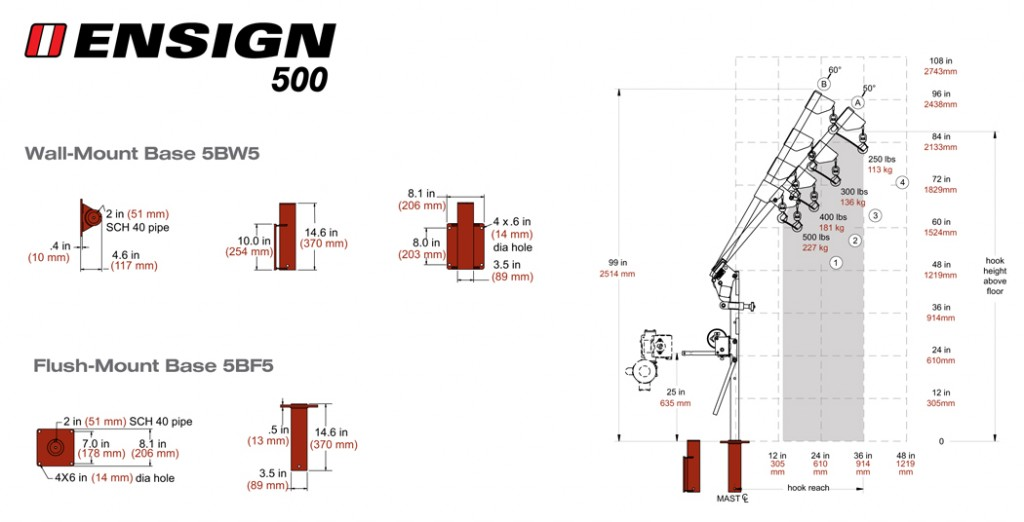 Ensign500-Dims-Wall-Flush