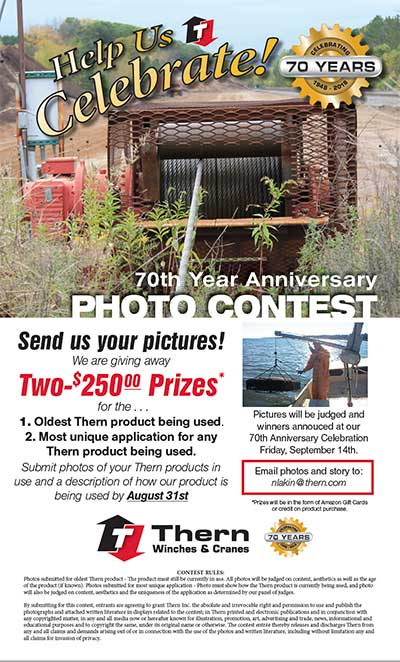 Get clicking and help us celebrate our 70th Anniversary
